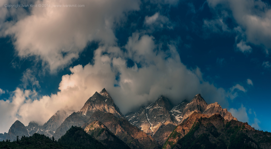 HimalayasPanorama